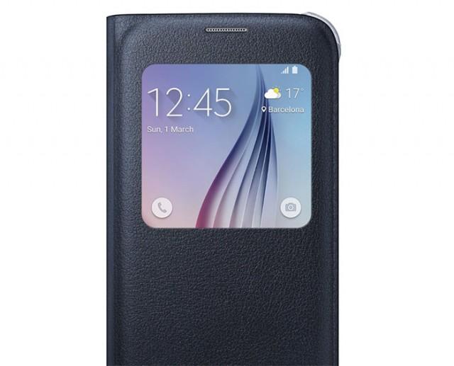 Samsung S-View