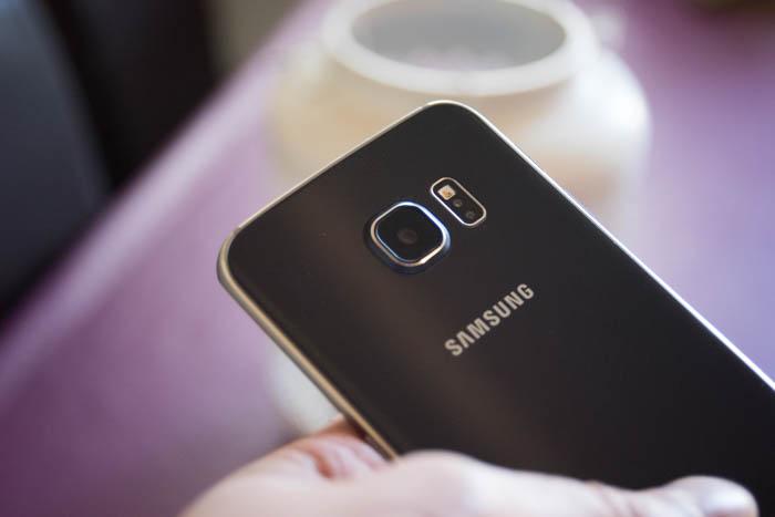Capteur photo Galaxy S6 Edge : image 2