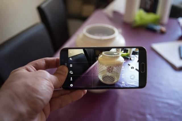 Capteur photo Galaxy S6 Edge : image 4