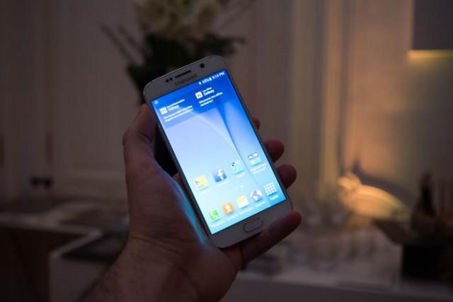 Samsung Galaxy S6 : photo 1