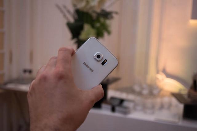 Samsung Galaxy S6 : photo 3