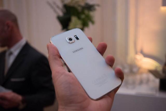 Samsung Galaxy S6 : photo 4