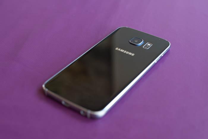 Samsung Galaxy S6 Edge : photo 4