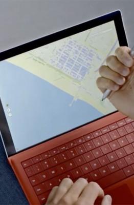 Baisse de prix Surface Pro 3