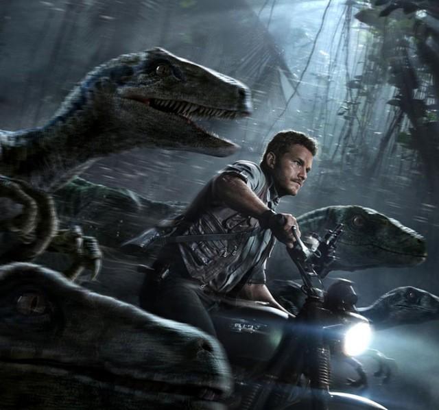 Trailer Jurassic World