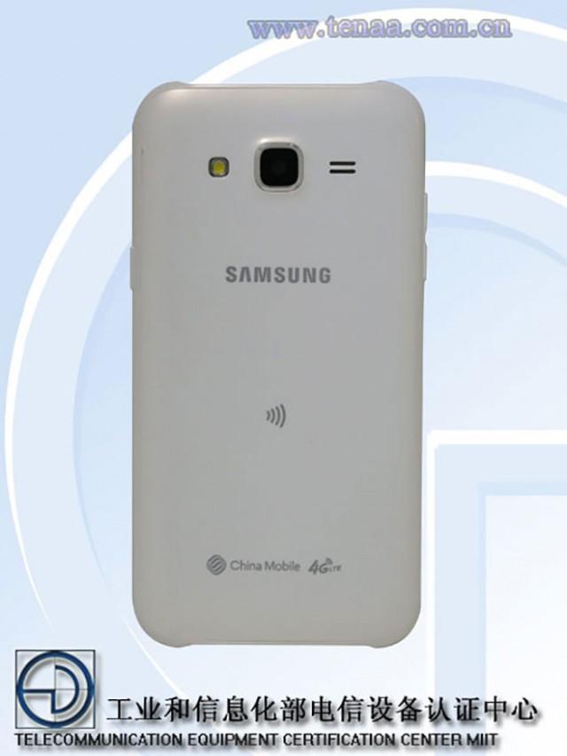 Samsung Galaxy J5 : image 2