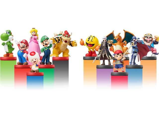 Nintendo s'excuse pour les amiibo