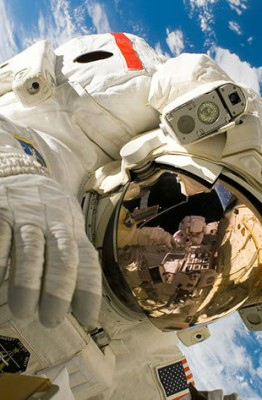 Radiations cosmiques Astronautes