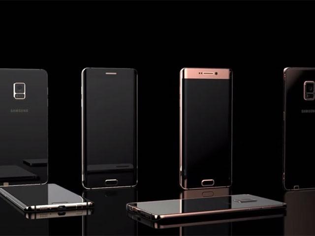 Rumeurs Samsung Galaxy Note 5 et Project Zero 2