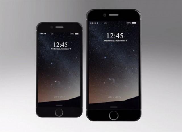Concept iPhone 6s Jermaine Smit