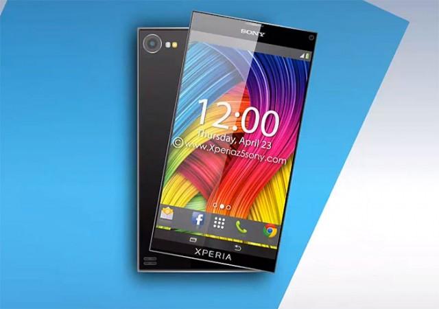Sony Xperia Z5 : un nouveau concept assez... original
