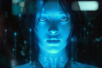 Cortana Homme