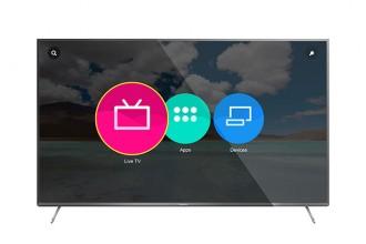 Firefox OS Panasonic
