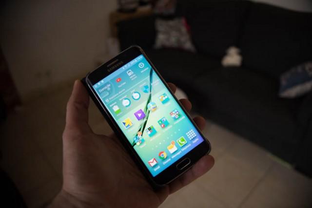 Surcouche Galaxy S6 Edge : image 1