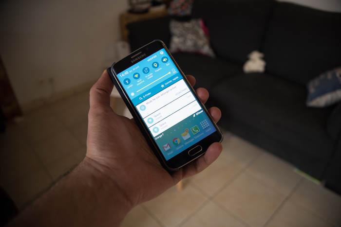 Surcouche Galaxy S6 Edge : image 2
