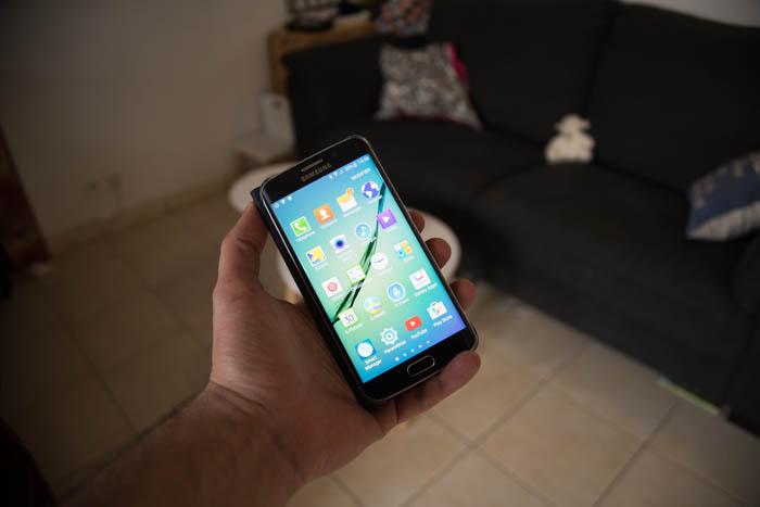 Surcouche Galaxy S6 Edge : image 3