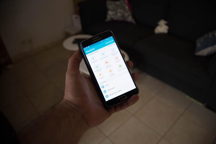 Surcouche Galaxy S6 Edge : image 4