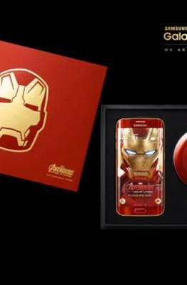 Galaxy S6 Iron Man