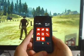GTA 5 Phone
