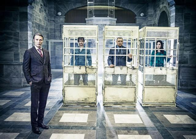 Vidéo saison 3 Hannibal