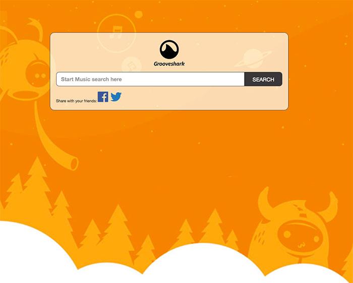 Grooveshark est de retour ! Enfin presque !
