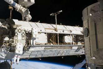Ravitaillement ISS Progress