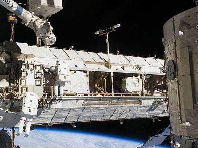 Mission Progress ISS