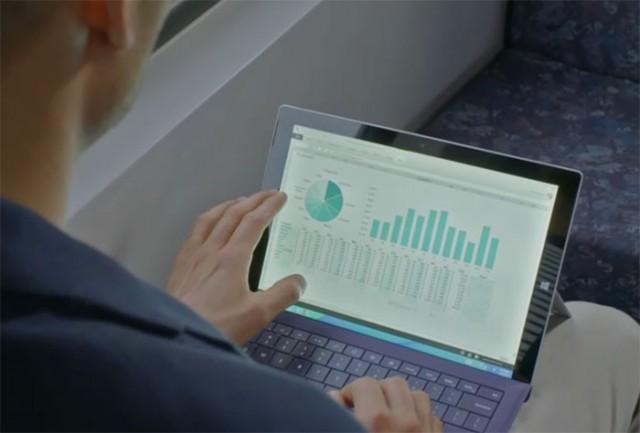 Annonce Surface Pro 4