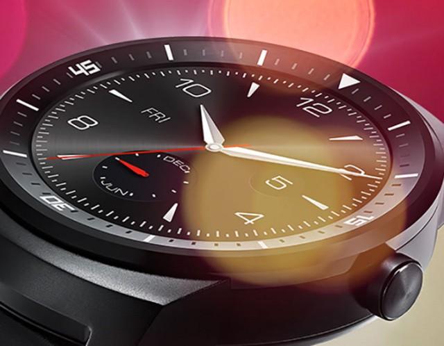 LG G Watch R WiFi