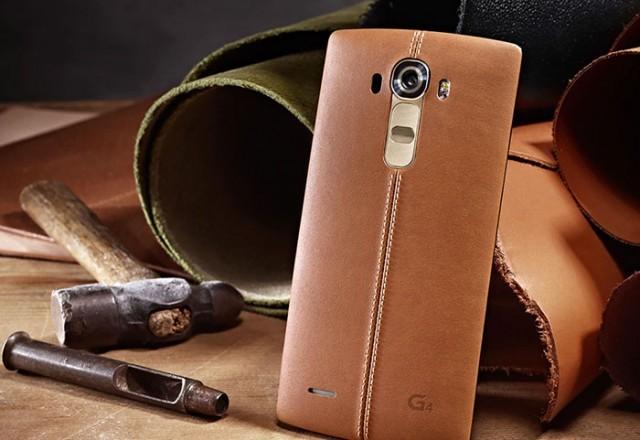Benchmarks LG G4