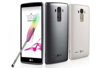 LG G4 Stylus en France