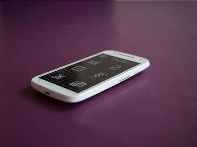 Moto E 4G : image 1