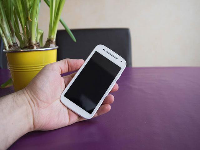 Moto E 4G : image 5