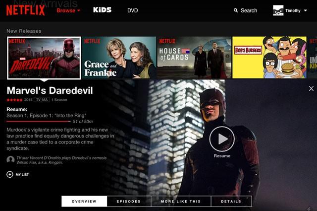 Netflix 2.0 : image 2