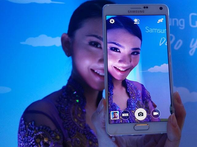 Galaxy Note 5 J K Shin