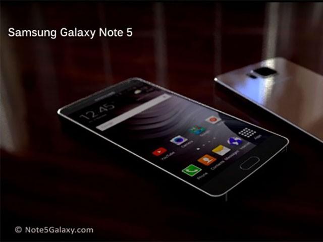 Galaxy Note 5 Zenzero