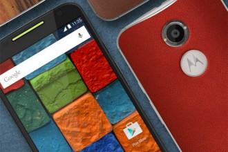 Nouveaux Motorola Droid