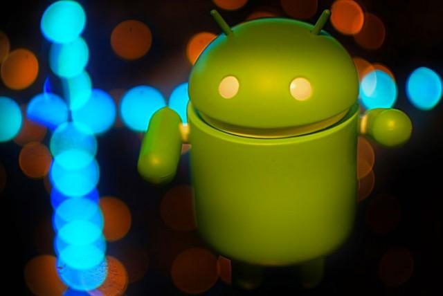 Parts de marché Android mars 2015