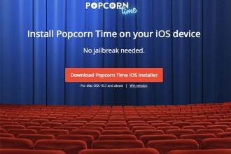 Popcorn Time iOS OS X