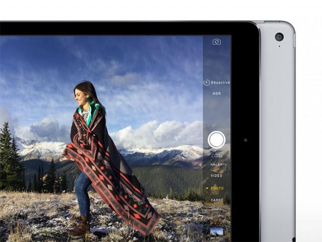 iOS 9 iPad Pro