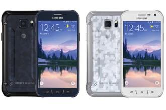 Samsung Galaxy S6 Active sur site Samsung