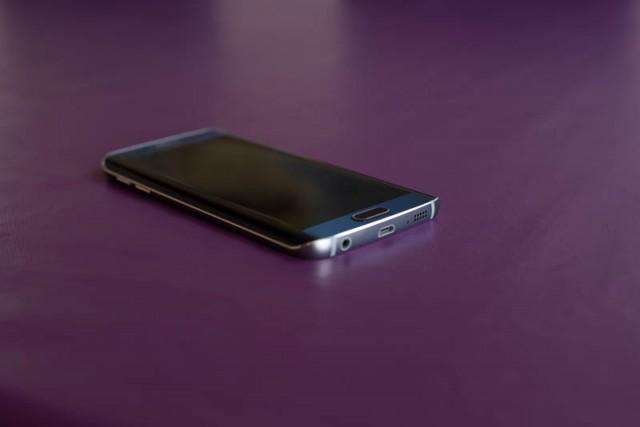 Samsung Galaxy S6 Edge : photo 1