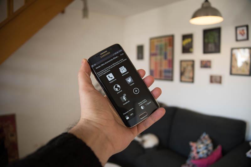 Samsung Galaxy S6 Edge : photo 11