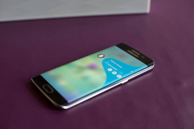 Samsung Galaxy S6 Edge : photo 5
