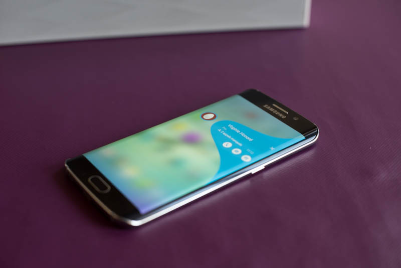 Samsung Galaxy S6 Edge : photo 5