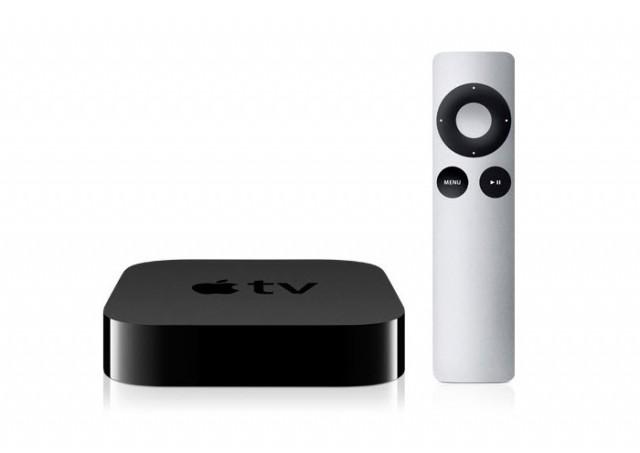 Nouvelle télécommande Apple TV