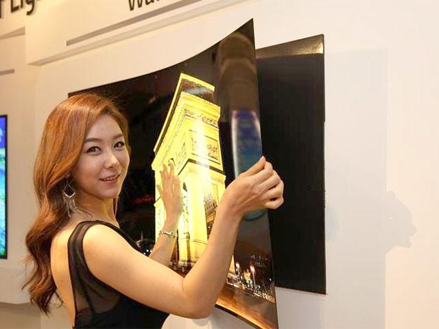 Dalle ultra fine LG Display