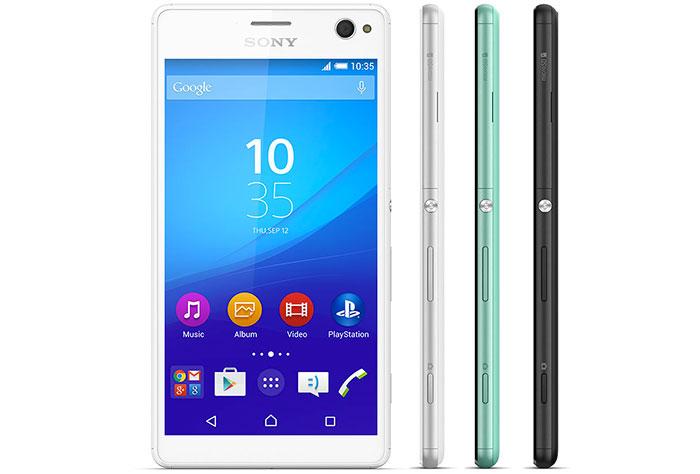 Sony Xperia C4 : image 5