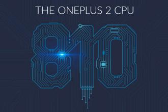 Snapdragon 810 OnePlus 2