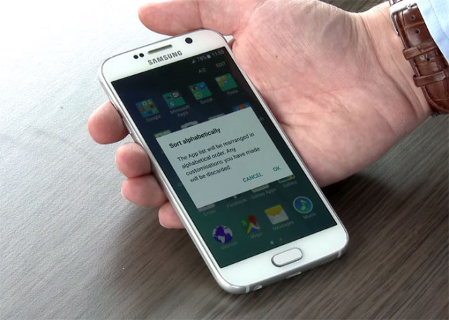 Android 5.1.1 Galaxy S6